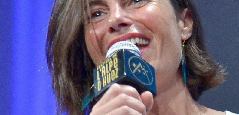 """L'énorme (et ultra gênante) boulette d'Alessandra Sublet face à François Hollande : """"Elle vient de mourir…"""""""