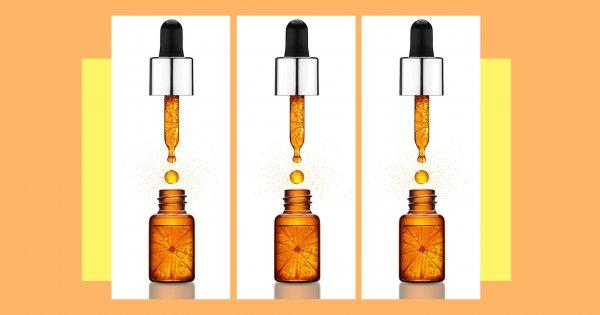 La vitamine C, l'actif coup d'éclat