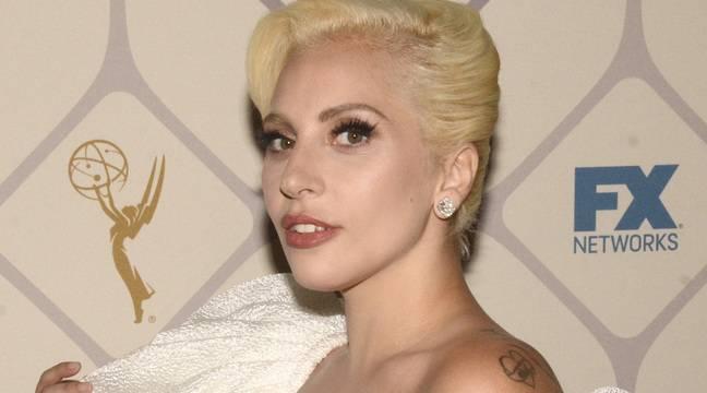 Lady Gaga s'associe à Donatella Versace pour le Mois des Fiertés