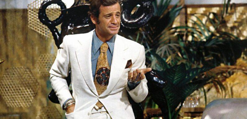 Le magnifique : de quelle blessure Jean-Paul Belmondo a-t-il été victime durant le tournage ?