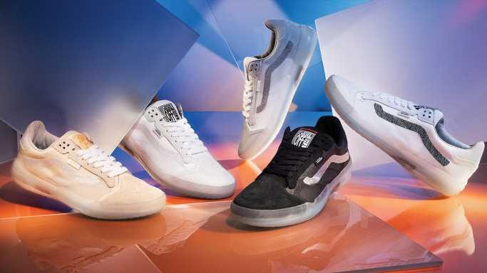 Les nouvelles Vans EVDNT UltimateWaffle sont les baskets les plus confortables que vous puissiez porter cet été