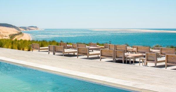 Les plus beaux hôtels de plage à découvrir en France