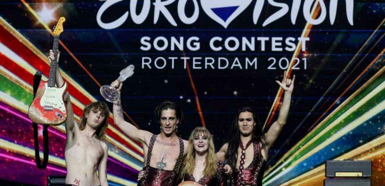 Måneskin, vainqueur de l'Eurovision 2021, soupçonné de plagiat