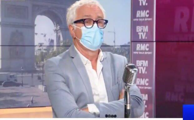 Martin Blachier, «l'épidémiologiste qui murmure à l'oreille» d'Emmanuel Macron: Gilles Pialoux ironise