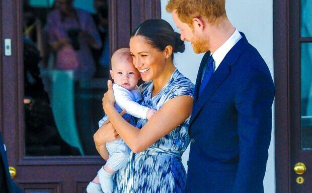 Meghan Markle et Harry: comment leur fils Archie vit l'arrivée de sa petite soeur