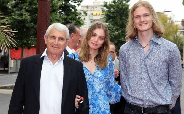 PHOTOS – Michel Boujenah: sa charmante fille Louise, lui vole la vedette sur le tapis rouge
