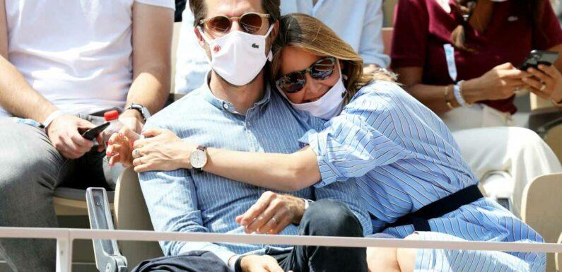 PHOTOS – Roland Garros 2021 : Ophélie Meunier, Henri Leconte, Amir, Tony Parker… Tous en couple !