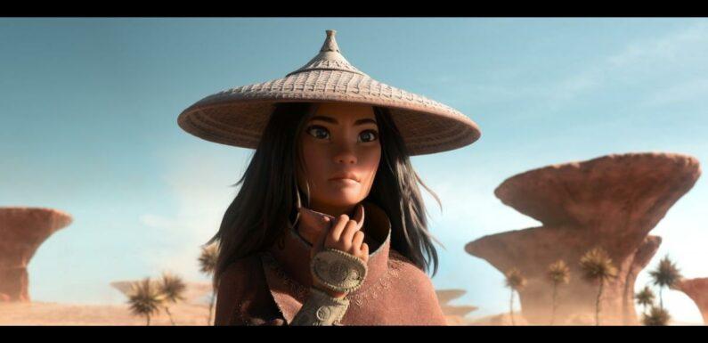 Raya et le Dernier Dragon : Un film d'animation puissant et rythmé, notre critique