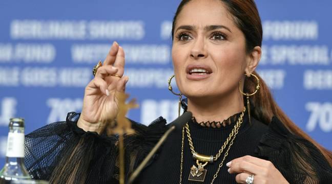 Salma Hayek et ASAP Rocky sont dans le Fil des Stars