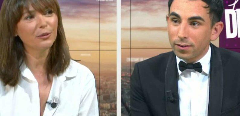 Sandrine Quetier évoque son très gros salaire à TF1 et choque Jordan de Luxe ! (VIDEO)