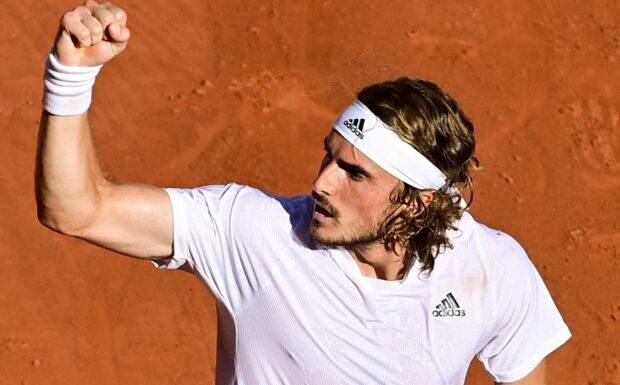 Stéfanos Tsitsipás: ce qu'il fera si il gagne la finale de Roland-Garros
