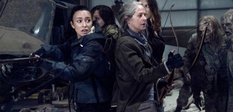 The Walking Dead saison 11 : Contre qui Carol, Maggie, Rosita et Lydia se battent-elles sur les nouvelles photos ?