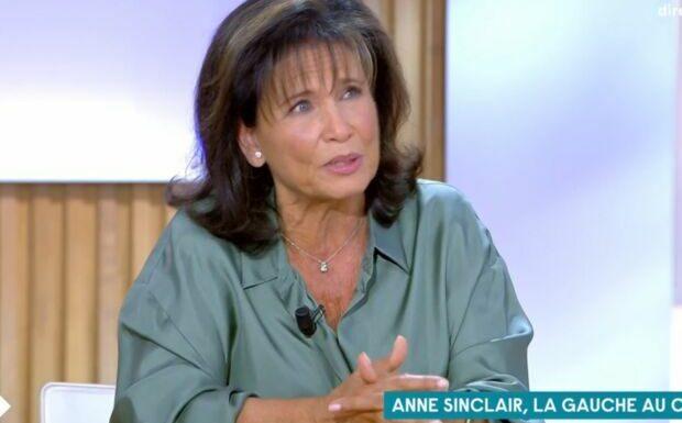 VIDÉO – «J'en ai pleuré»: la déception d'Anne Sinclair face à François Mitterrand