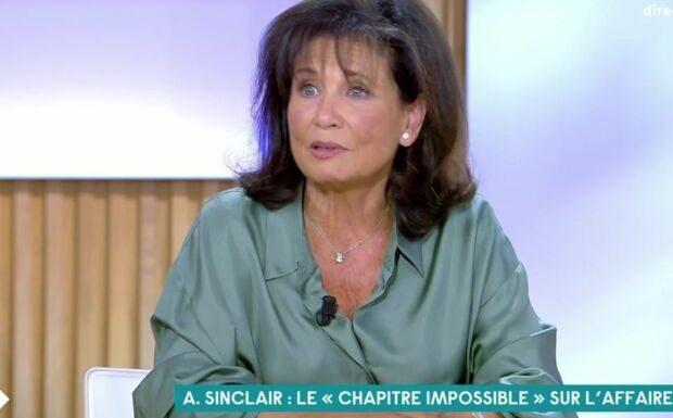 VIDÉO – «On m'a fait tous les reproches possibles»: Anne Sinclair revient sur l'affaire DSK