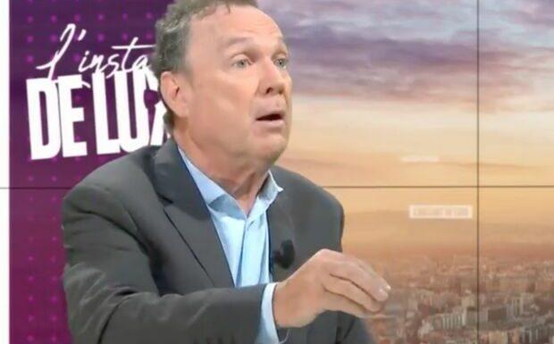 VIDEO Julien Lepers très en colère: l'animateur quitte un plateau après un violent coup de gueule