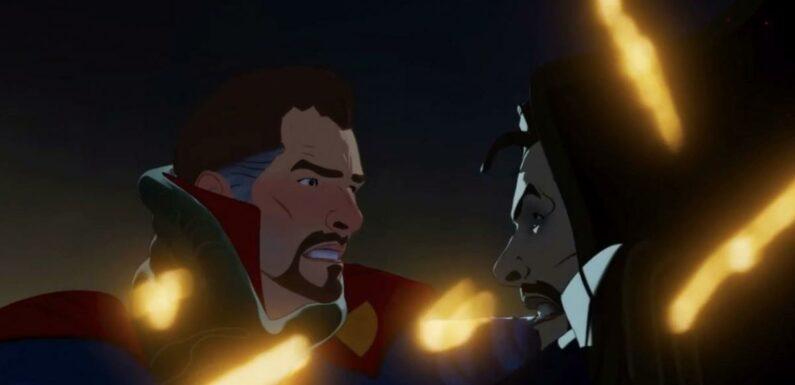 What If…? : Une version dark de Doctor Strange à l'affiche de la série ?