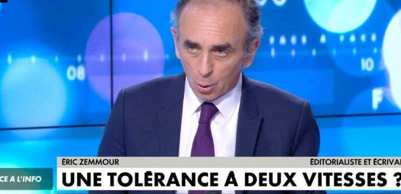 """""""C'est criminel !"""" : Eric Zemmour fustige la glorification des transgenres dans Quotidien (VIDEO)"""