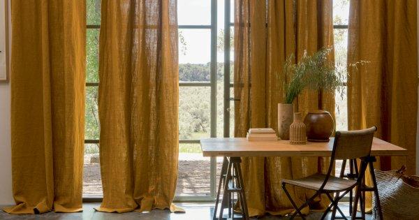 15 beaux rideaux pour en mettre plein la vue