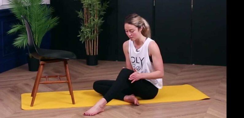 3 exercices faciles pour relancer la circulation sanguine