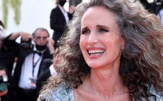 Cannes 2021: ces stars qui assument leurs cheveux blancs sur le red carpet