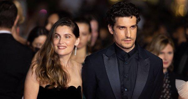 Cannes : premier tapis rouge à deux pour Laetitia Casta et Louis Garrel