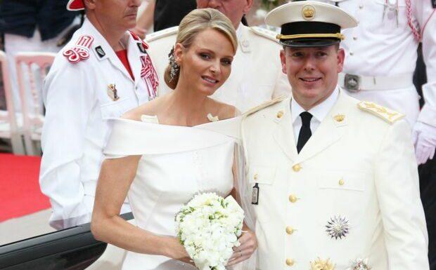 Charlene et Albert II: quand Kate et William snobaient leur mariage