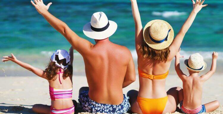 Crème solaire pour toute la famille : comment protéger intelligemment toute sa tribu ?