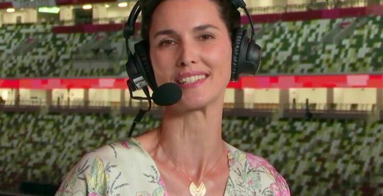 Eglantine Eméyé : sa grosse frayeur en direct pendant la cérémonie d'ouverture des Jeux Olympiques