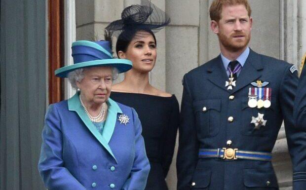 Elizabeth II: ce caprice de Meghan et Harry inassouvi