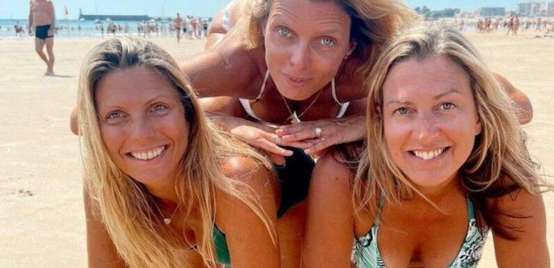 En vacances avec ses soeurs, Sylvie Tellier doit une nouvelle fois affronter Jean-Pascal Lacoste et sa demi-soeur Delphine…
