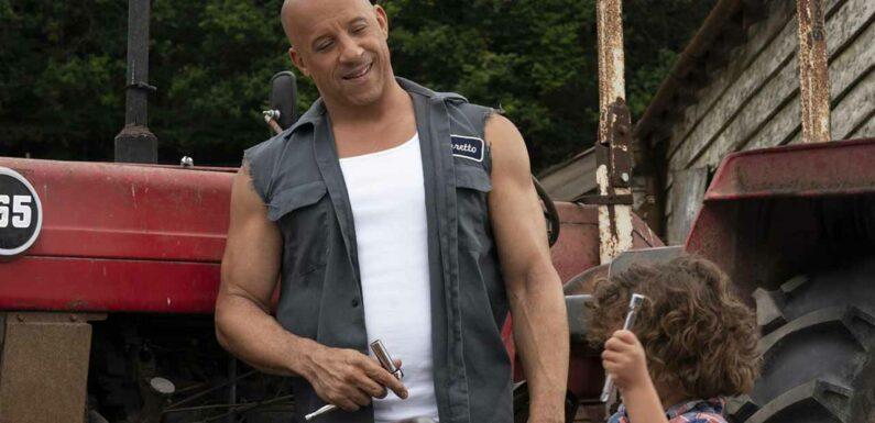 Fast & Furious 9 : qui sont ces acteurs qui jouent Vin Diesel jeune ?