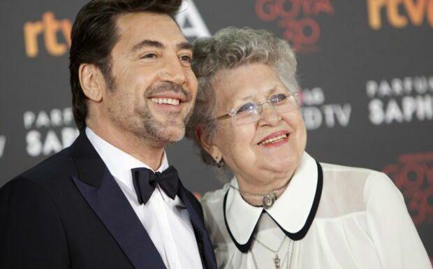 Javier Bardem: sa mère, la comédienne Pilar Bardem, est morte à l'âge de 82 ans