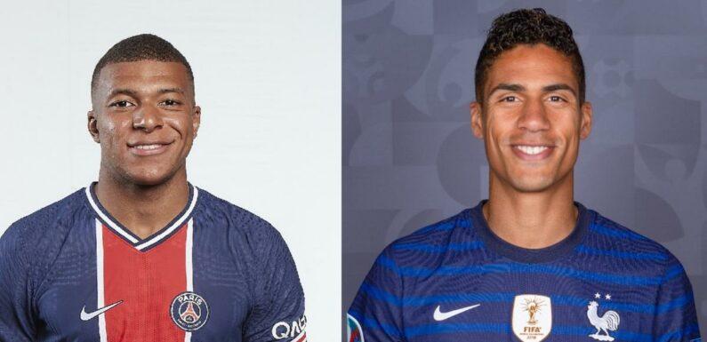 Kylian Mbappé et Raphaël Varane en froid ? Cette décision du défenseur qui affole la Toile