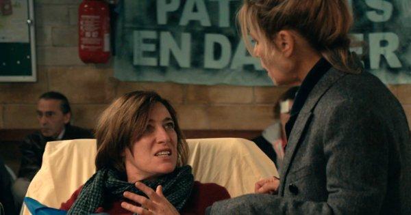 La Fracture: Valeria Bruni Tedeschi, Marina Foïs et Pio Marmaï, le brillant trio qui secoue Cannes