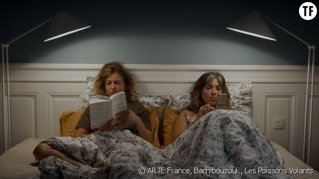 """La websérie """"Patience mon amour"""" décortique l'intimité d'un couple lesbien face à la PMA"""
