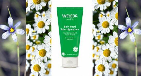 Le Soin réparateur Skin Food de  chez Weleda: Adieu la sécheresse