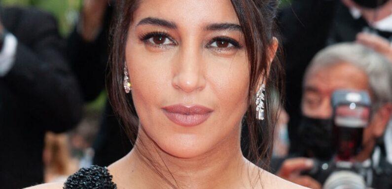 Leïla Bekhti à nouveau maman : cette robe noire transparente qui nous laisse sans voix sur le tapis rouge de Cannes