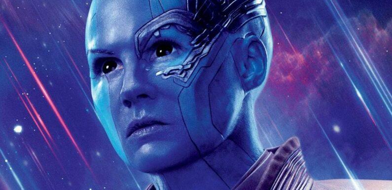 Les Gardiens de la Galaxie Vol 3 : Karen Gillan a pleuré lors de la lecture du script pour cette raison