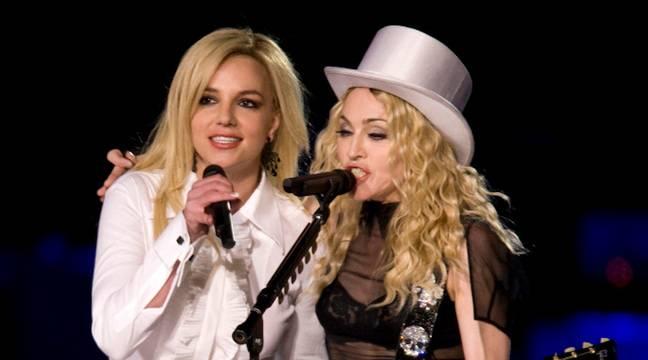 Madonna veut «sortir Britney de prison»
