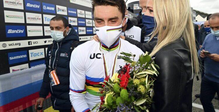 Marion Rousse célèbre la fin du Tour de France avec son compagnon Julian Alaphilippe, les internautes conquis
