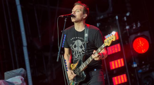 Mark Hoppus, le chanteur de Blink-182, lutte contre le cancer
