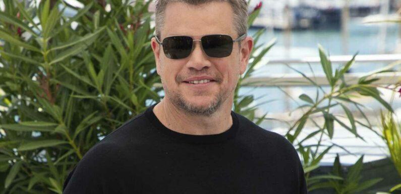 """Matt Damon : sa fille ne regarde pas ses célèbres films et """"aime juste critiquer"""""""
