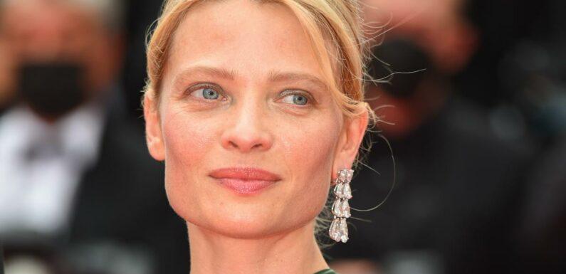 Mélanie Thierry ose la robe transparente sur le tapis rouge de Cannes et captive les photographes