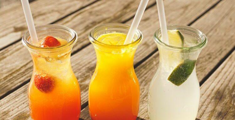 Nos délicieuses recettes de limonades à déguster cet été