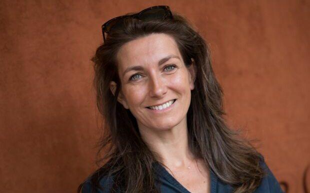 PHOTO – Anne-Claire Coudray: quand la star du JT de TF1 s'envoie en l'air