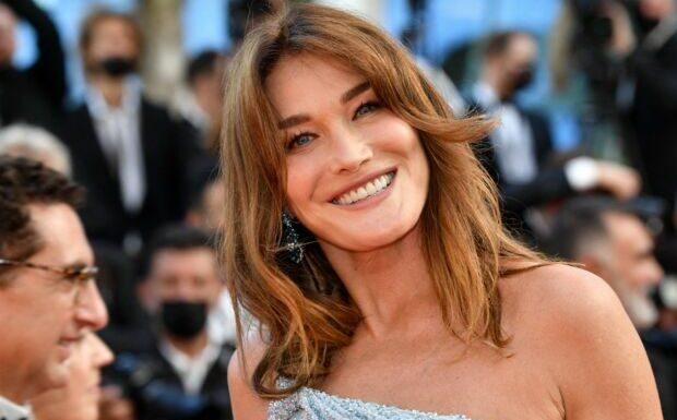 PHOTOS – Festival de Cannes: les plus belles robes de Carla Bruni