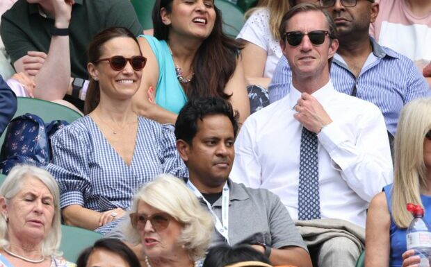 PHOTOS – Pippa Middleton: 1ere sortie officielle depuis la naissance de sa fille