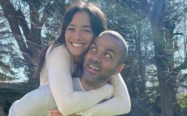 PHOTOS Tony Parker: sa magnifique déclaration d'amour pour l'anniversaire de sa chérie, Alizé Lim