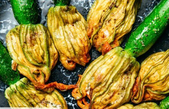 Pêche, cerise, fleur de courgette : 3 recettes d'été faciles et originales avec des ingrédients de saison