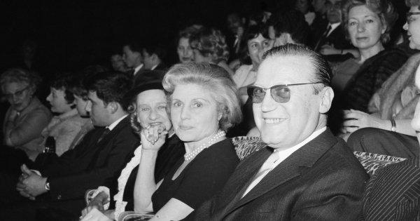 Renée Dorléac, comédienne et mère de Catherine Deneuve, est morte à 109 ans